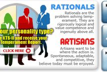 Personality Profile Material / by Emie George Timmerman