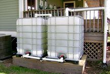 1000 litre water tank ideas