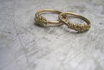 Verlobungsringe / besonders, ausgefallen, Perle, Struktur, Design, Diamant, Verlobungsringe