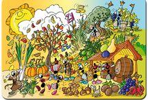 Le Tovagliette delle Formiche / La colazione, il pranzo e la cena sono più divertenti con una Tovaglietta delle Formiche!!