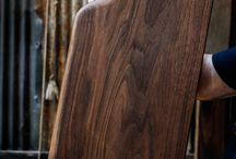 tocator lemn nuc lux