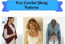 shrug and shawl