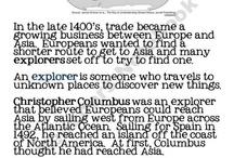 European Explorers / by Kathy Gallant