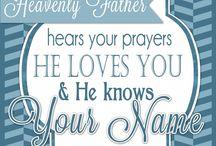 Heavenly Father & Jesus Christ // love