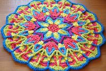 Crochet - Mandala's