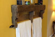 Pallet furniture / by tim weakland