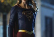 Supergirl / Supergirl TV series on The CW.