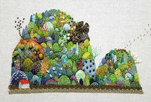 kimika Hara textile artist