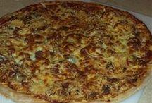 Pizza dogh