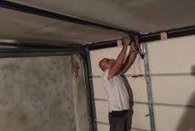 garage door bracket repairWest Chester