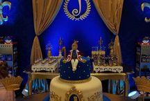 Prince theme cakes
