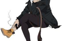 anime #male