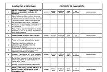 Cuestionarios para evaluación docente