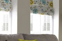 Roman Blinds (Casual, Beach) | Window Treatment Inspiration / Roman Blinds (casual, beach) | Window Treatment Inspiration from experts all over the world