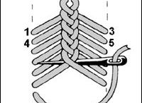 puntadas bordado tradicional