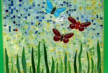CREATE - Mosaic Magnific / by Sandra Robinson