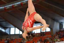 Spanska gymnastik / gympasport, gimar gym, gymnastikdräkt