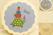 Stampin' Stuff-Turtle / by MaryAnn Hilleary
