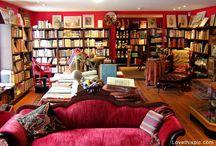 Books & Bookstores / by Kieran Kramer