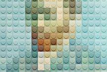Lego kunst