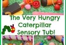 Daycare/sensory bins