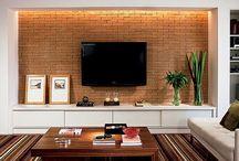 Television walls