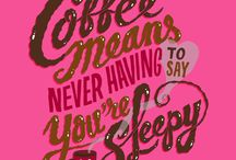 Can't live without coffee ☕