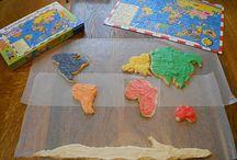 Kids' Geography Activities