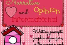 Valentine's Day in the Classroom / Ideas to use on Valentine's Day in the classroom.