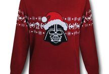 Ugly Christmas Sweaters / by Christine Butler