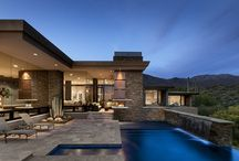 Desert homes / by Terry Dactal