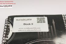 RFID Book Tags and Labels - Series 2 / RFID Book Tags and Labels - Series 2 for Library Management Systems.