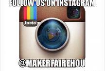 Houston Maker Faire Graphics