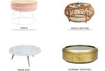 Furniture : Coffee Table