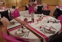 deco table mariage