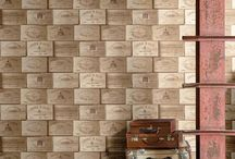 DBW ✗ Exposed Dutch Wallcoverings