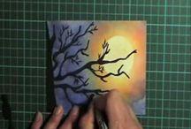Card Ideas -Techniques