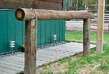 Barn and Stable Projects / DIY, Equestrian, Stable, Horses, Tack, Hay, Feed, Forage, Pasture,