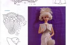 barbie ganchillo