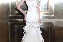 Bridal Gowns to Die for / Bridal and wedding gowns of all styles. Ball gowns, princess gowns, empire waists, lace dressed, vintage wedding gowns, designer wedding gowns, strapless wedding gowns, sleeves, short wedding dresses, celebrity wedding gowns.