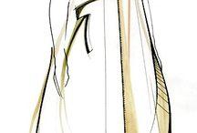 Ubraniowe szkice