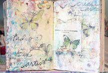 Journaling / Inspiration for art journal