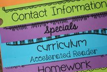 Teacher Resources / by Carissa Anderson