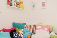 Montessori babies room