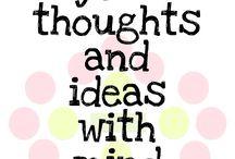 Mind maps!