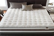 Hybrid Mattresses / Our wide selection of hybrid mattresses from trusted brands such as Serta®.