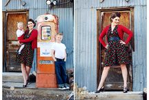 Family photos  / by Chanen Mays