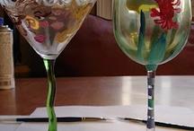 Glass / ✿⊱ Glass and mosaic crafts.✿⊱ღ⊱╮   / by Lisa Kramer-Murray