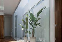 jardín de interior