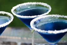 Signature Cocktails / Creative cocktails make an easy and unique way to spice up any party
